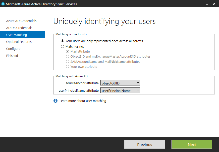 Allow login to Azure AD/Office 365 using Primary SMTP
